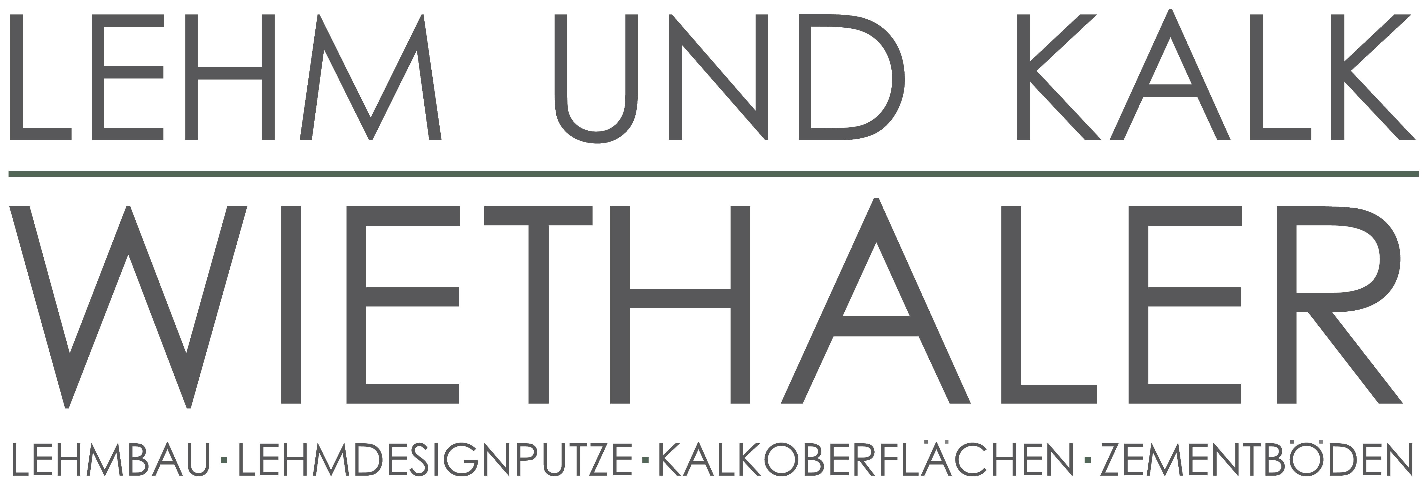 Lehm und Kalk Wiethaler